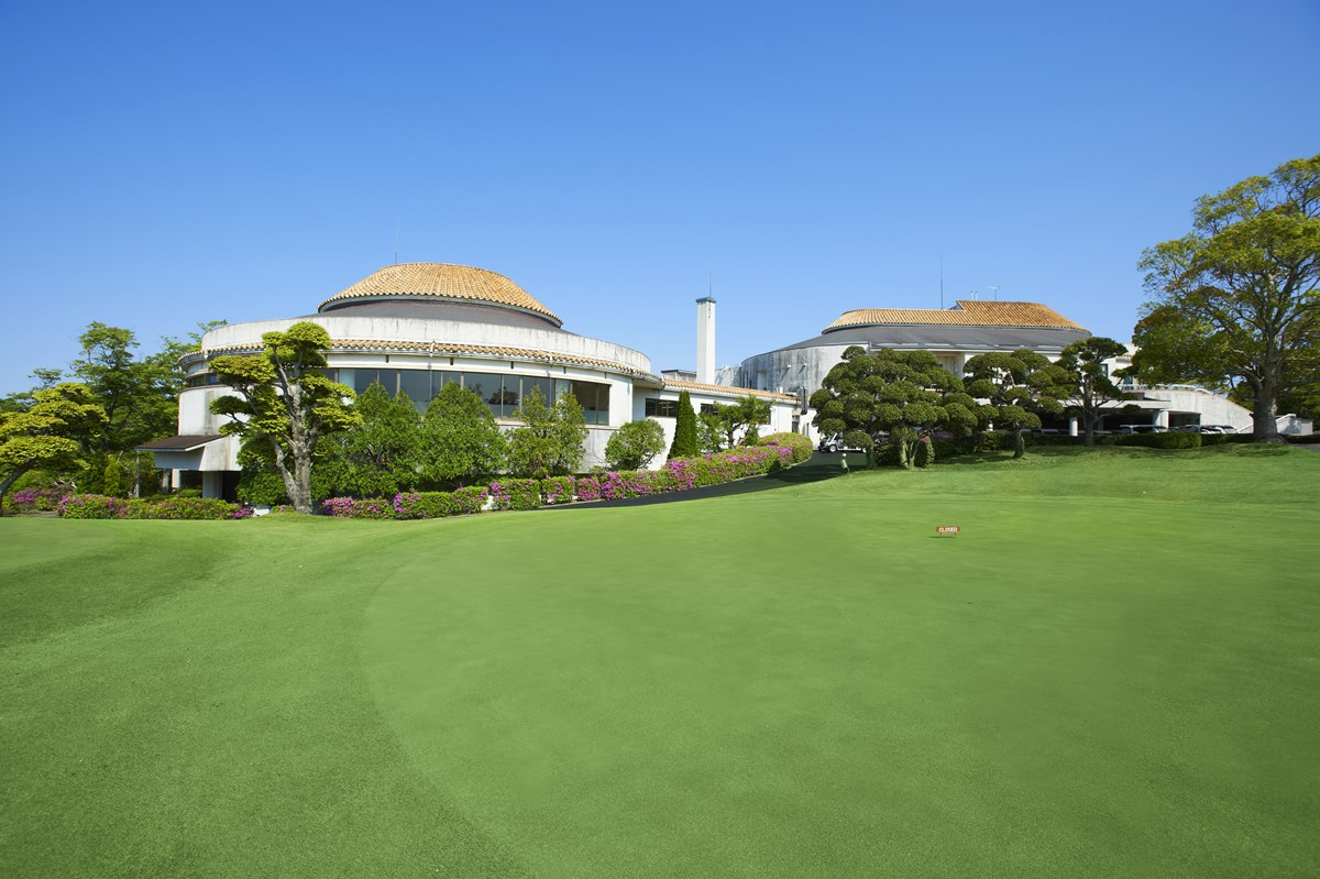 Kazusa Country Club club house 02